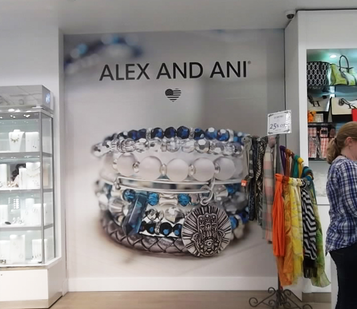 tess morgan alex & ani tee pee signs