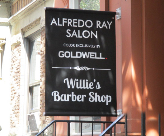 Alfredo Ray Salon