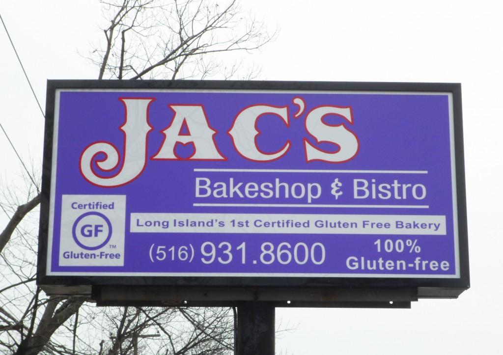 Jac's Gluten Free Bakeshop
