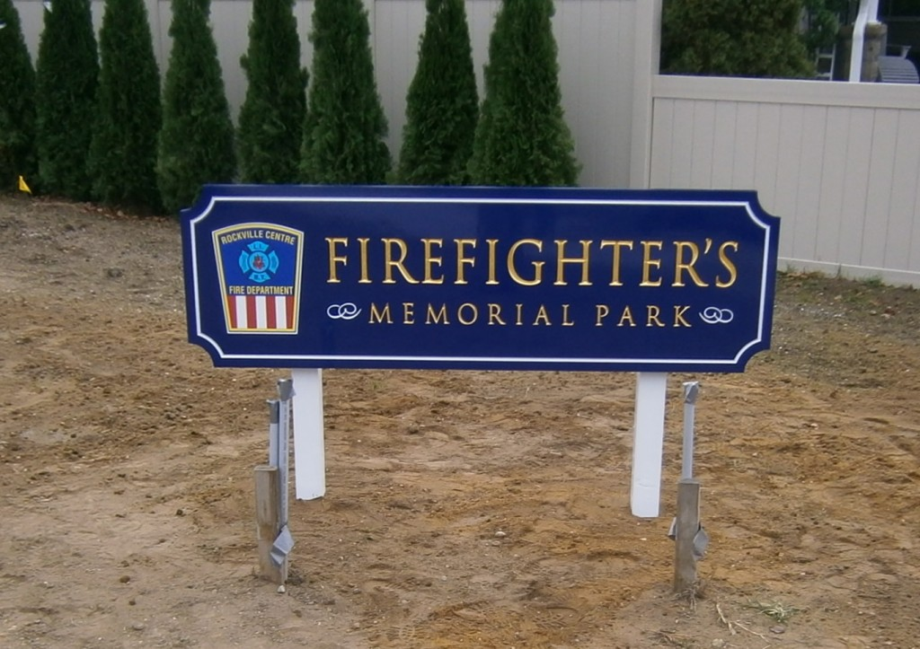 Rockville Centre Firefighter's Memorial Park
