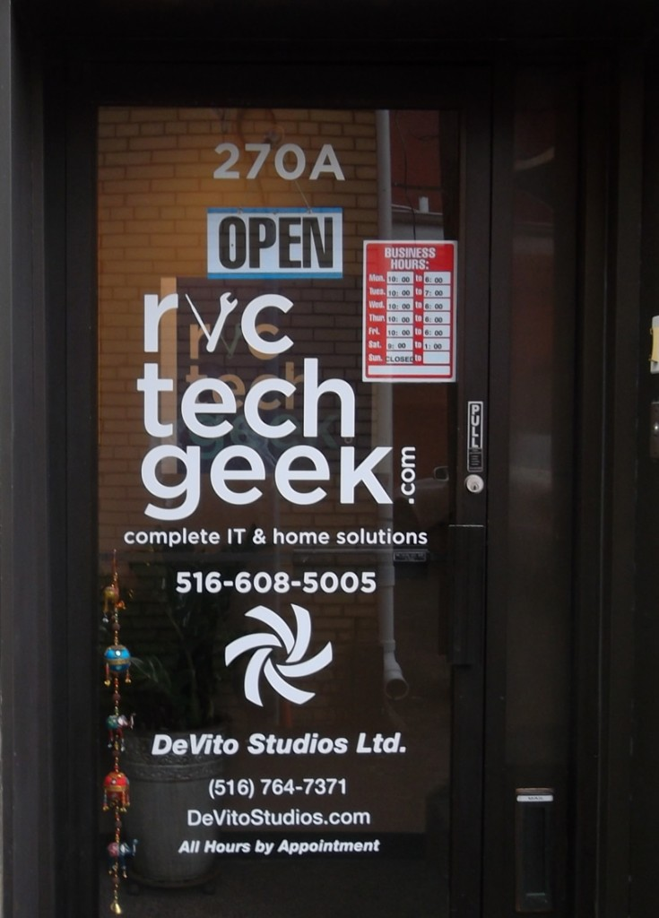 RVC Tech Geek